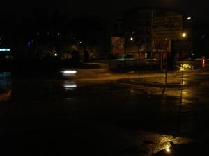 Al buio ed allagata? E' piazza Primoli.