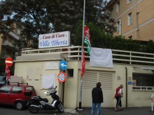 Clinica Villa Tiberia, 91 licenziamenti.