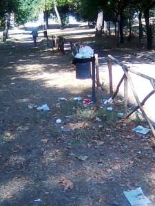 Parco della Cecchina